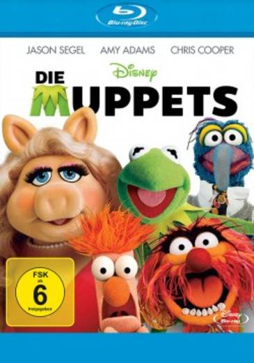 blu-ray Die Muppets FSK: 6