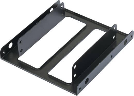 3.5 Zoll (8.89 cm) Festplatten-Einbaurahmen HDD/SSD Akasa AK-HDA-03 Anzahl Festplatten (max.): 1 x 2.5 Zoll