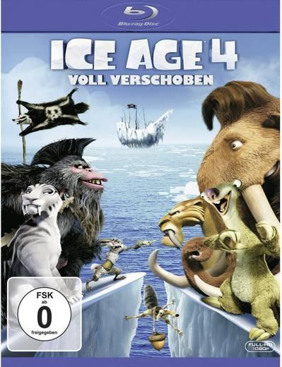 blu-ray Ice Age 4 - Voll verschoben FSK: 0