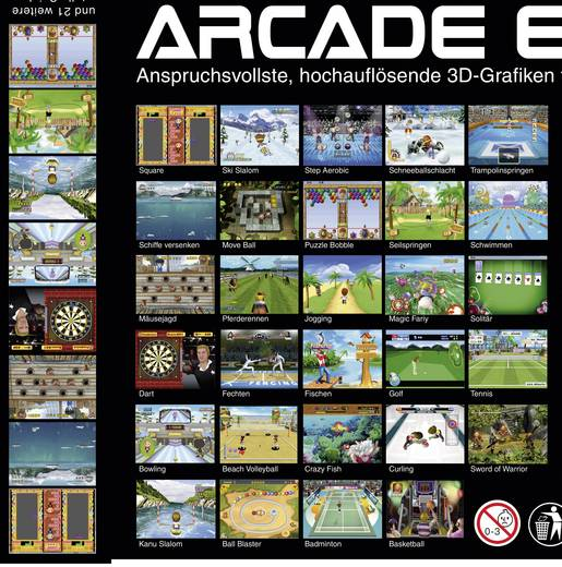 Arcade Extreme 32 Bit