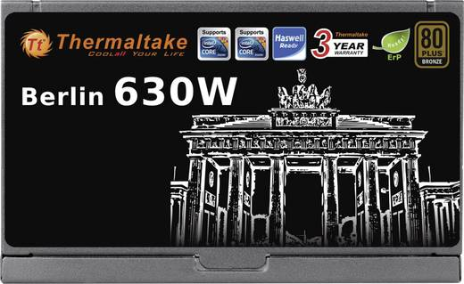 Thermaltake Berlin PC Netzteil 630 W ATX 80PLUS® Bronze