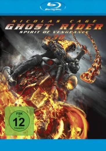 blu-ray 3D Ghost Rider: Spirit of Vengeance 3D FSK: 12