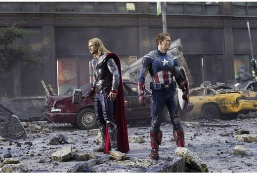 Blu-ray Marvel´s The Avengers
