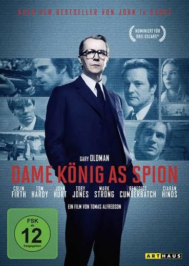 DVD Dame, König, As, Spion FSK: 12
