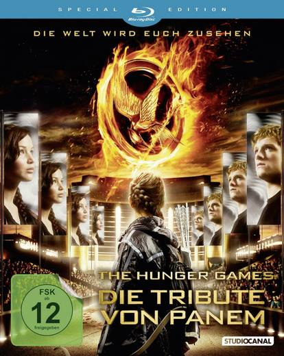 blu-ray Die Tribute von Panem - The Hunger Games (Special Edition) FSK: 12