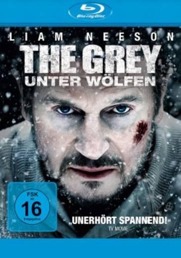 blu-ray The Grey Unter Wölfen FSK: 16