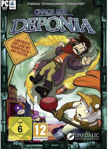 chaos auf deponia usk 6 pc spiel kaufen. Black Bedroom Furniture Sets. Home Design Ideas
