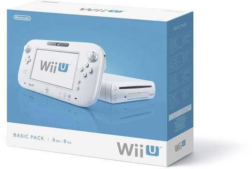 Wii U Konsole Basic Pack Weiß