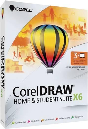 CorelDraw® Home & Student Suit X6 Mini Box