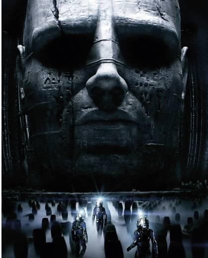 DVD PROMETHEUS - Dunkle Zeichen