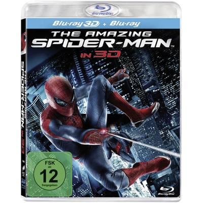 Blu-Ray 3D The Amazing Spider-Man Preisvergleich