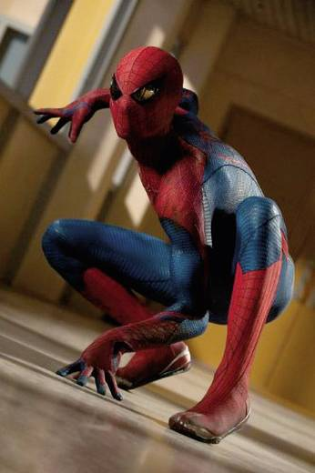 Blu-Ray 3D The Amazing Spider-Man