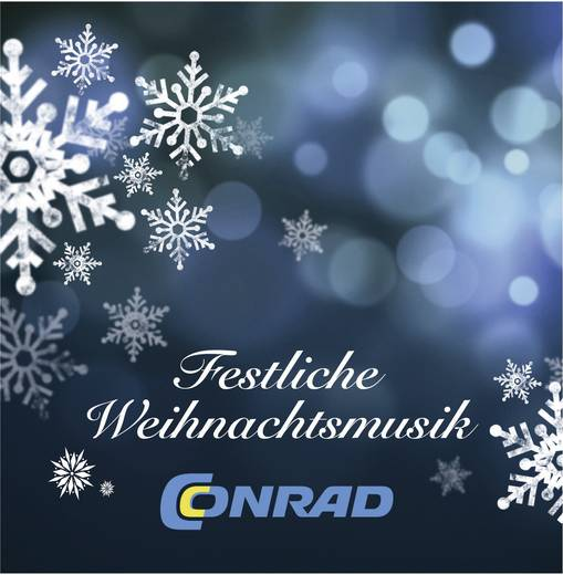 Conrad Weihnachts-CD, Die 25 schönsten Weihnachtslieder