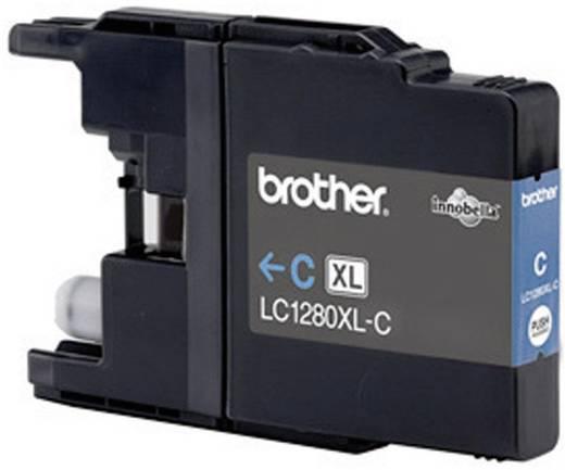 Brother Tinte LC-1280XLC Original Cyan LC1280XLC
