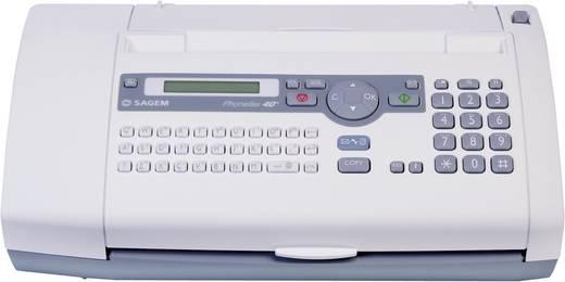 Sagem PHONEFAX 40 Thermotransfer-Faxgerät Sende- /Empfangsspeicher 15 Seiten