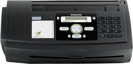 Philips Magic 5 eco Basic Thermotransfer-Faxgerät Sende- /Empfangsspeicher 15 Seiten