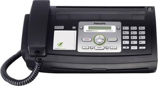 Philips PPF676E/DEB Magic 5 eco Voice smart Thermotransfer-Faxgerät Sende- /Empfangsspeicher 15 Seiten