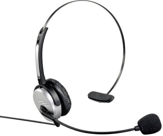 Hama 40625 Telefon-Headset 2.5 mm Klinke schnurgebunden a4a7c712e0
