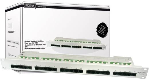 ISDN Patchpanel Digitus Professional 25-KR/G