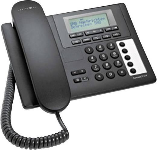 Schnurgebundenes Telefon, analog Telekom Concept P414 Freisprechen Schwarz