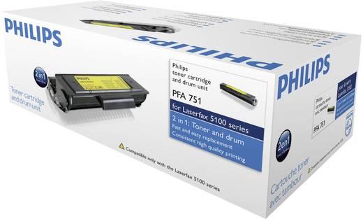 Toner Original Philips PFA 751 Schwarz Seitenreichweite max. 2000 Seiten