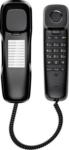 Gigaset DA210 Schnurgebundenes Telefon, analog kein Display Schwarz
