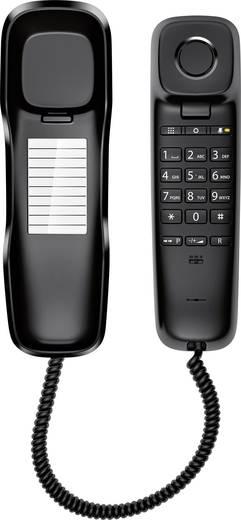 Schnurgebundenes Telefon, analog Gigaset DA210 kein Display Schwarz