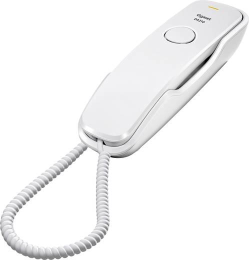 Schnurgebundenes Telefon, analog Gigaset DA210 kein Display Weiß