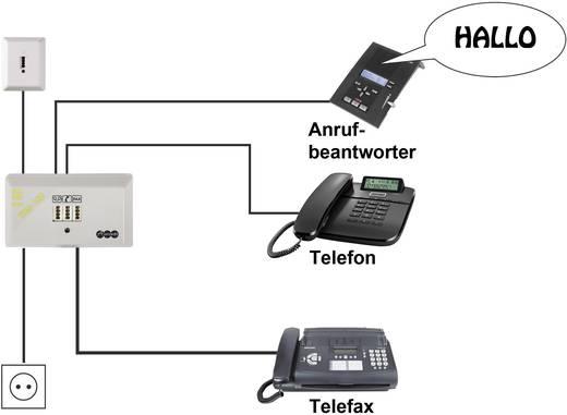 Faxweiche Auerswald TFM-102