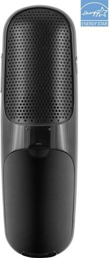 doro PhoneEasy 100w Duo Schnurloses Seniorentelefon Optische Anrufsignalisierung Beleuchtetes Display Schwarz