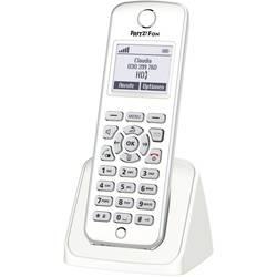 Bezdrôtový VoIP telefón AVM FRITZ!Fon M2 für FRITZ!Box, biela, strieborná