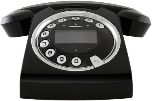grundig sixty schnurloses analog design telefon. Black Bedroom Furniture Sets. Home Design Ideas