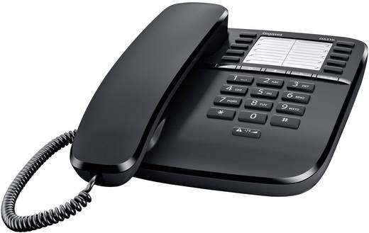 Schnurgebundenes Telefon, analog Gigaset DA510 kein Display Schwarz