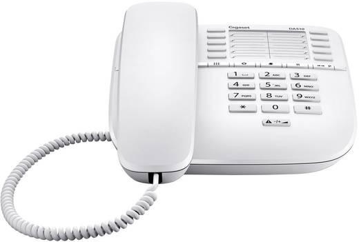 Schnurgebundenes Telefon, analog Gigaset DA510 kein Display Weiß