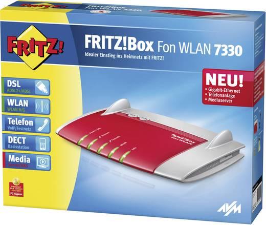 Avm fritz box 7330 annex a nicht f r deutschland geeignet - Fritzbox 7330 login ...