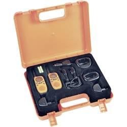 Sada PMR rádiostaníc Topcom Twintalker 9100 v kufríku