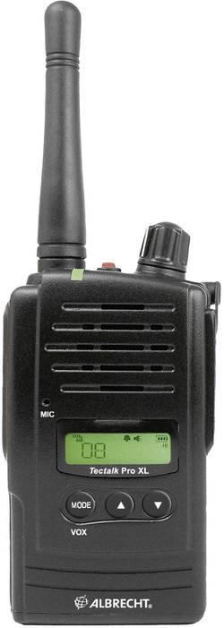 PMR radiostanice Albrecht Tectalk PRO XL 29786
