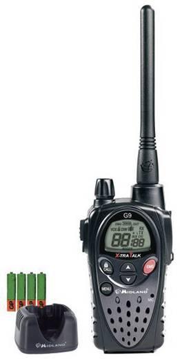 Midland G9 Profi AL206.S4 PMR-Funkgerät 2er Set