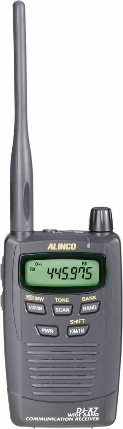 Image of Funk-Handscanner Alinco 1839 DJ-X-7 E