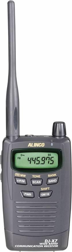 Rádiový ruční skener Alinco DJ-X-7E
