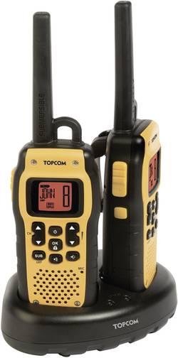 Sada vodotěsných PMR vysílaček Topcom Protalker PT-1078, 2ks