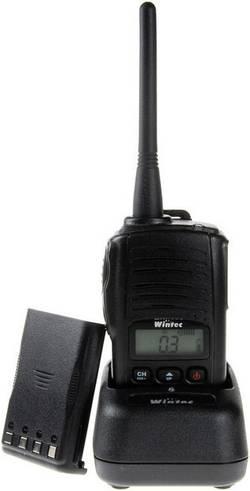 PMR radiostanice WinTec LP-4502 Powerset