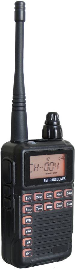 PMR radiostanice Team Electronic TeCom PS
