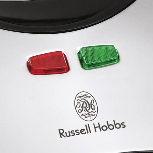 Sandwich-Toaster klappbar Russell Hobbs Cook@Home Sandwichtoaster Edelstahl, Schwarz