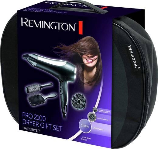 Haartrockner Remington Ionen-Haartrockner Geschenkset Schwarz