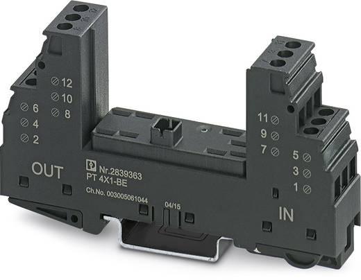 Phoenix Contact PT 4X1-BE 2839363 Überspannungsschutz-Sockel 10er Set Überspannungsschutz für: Verteilerschrank