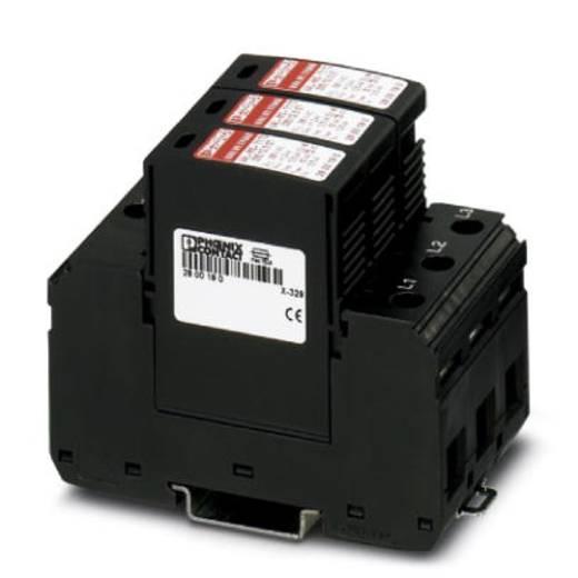 Überspannungsschutz-Ableiter Überspannungsschutz für: Verteilerschrank Phoenix Contact VAL-MS-T1/T2 335/12.5/3+0 2800189 12.5 kA
