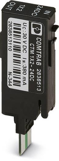 Überspannungsschutz-Stecker 10er Set Überspannungsschutz für: Netzwerk (LSA) Phoenix Contact CTM 1X2- 24DC 2838513 5 kA