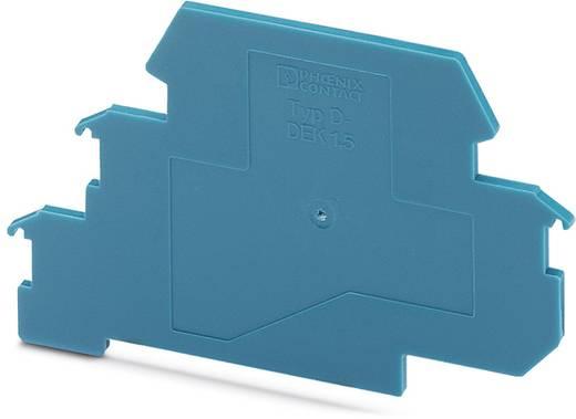 Überspannungsschutz-Abschlussplatte 50er Set Überspannungsschutz für: Verteilerschrank Phoenix Contact D-DEK 1,5 BU 2838982