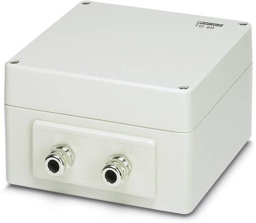 Phoenix Contact TG 60 2788906 Überspannungsschutz-Ableitergehäuse Überspannungsschutz für: Abzweigdosen